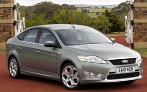 Ford Mondeo Company Car Appeal