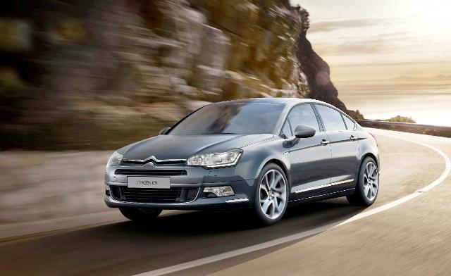 First Drive: Citroen C5 2.2 HDi 200 Exclusive