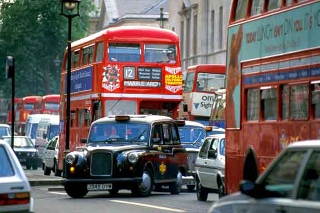 Boris Johnson to create world's first Ultra Low Emission Zone in London by 2020
