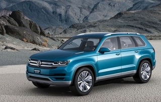 VW to push ahead with plug-in hybrid SUVs for Europe