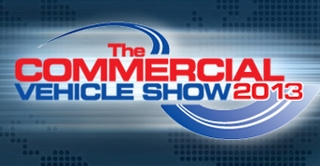 Commercial Vehicle Show 2013, NEC Birmingham, 9-11 April