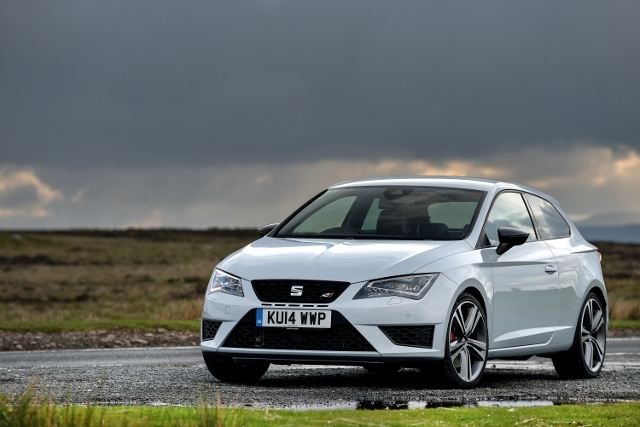 road test seat leon sc cupra 280 dsg fleet world. Black Bedroom Furniture Sets. Home Design Ideas
