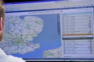 Blu-3 to use WEBFLEET to cut fuel costs and carbon emissions