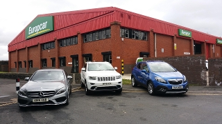Europcar Opens Sixth Rental Location In Bristol