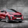 Kia reveals first official exterior images of new Sportage prior to Frankfurt