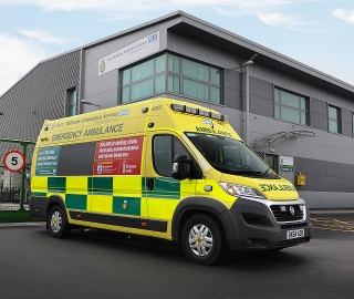 Ambulance Service Orders 101 Fiat Ducato Maxis For New Emergency Fleet