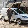 Ford fires up Transit service