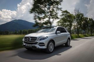 First Drive: Mercedes-Benz GLE 500e