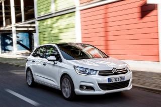First Drive: Citroën C4