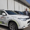 Mitsubishi partners with Chargemaster