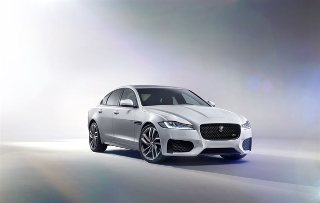 Jaguar XF priced from £32,300