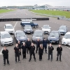 Fleets given 'stop the crash' demonstrations at Silverstone Fleet Show