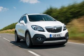 First Drive: Vauxhall Mokka 1.6 CDTi