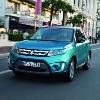 First Drive: Suzuki Vitara