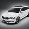 Skoda reveals new Superb estate