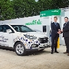 Global mining firm takes delivery of Hyundai ix35 Fuel Cell