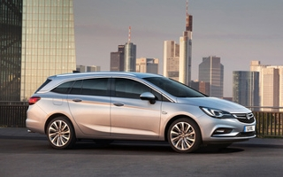 New Vauxhall Astra Sports Tourer