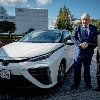 Transport for London to take first Toyota Mirai fuel cell electric vehicles