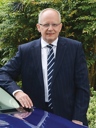 Interview: Andy Barratt, chairman, Ford of Britain