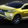 Mitsubishi reveals eX electric compact SUV concept ahead of Tokyo