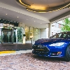Hilton to grow its EV charging network during 2016
