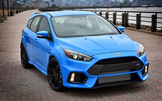 New 350PS 2016 Ford Focus RS