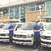 Software firm selects VW vans for reliability, economy and 'smart, professional look'