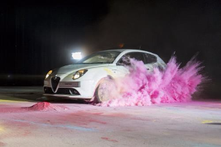 NEW ALFA MITO CREATES WORK OF ART CAPTURED BY iPHONE 7