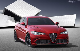 NEW ALFA ROMEO GIULIA RECEIVES STRONG RESIDUAL VALUES AND AVAILABLE FROM £269+VAT PER MONTH