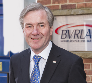 BVRLA chief executive Gerry Keaney.