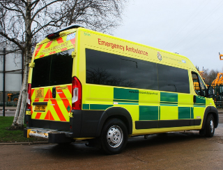 Cartwright Showcases Ambulance Conversion And Welfare Vehicle