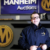 Day in Life: Russ White, group auctioneer at Manheim