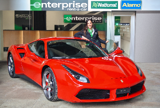 Enterprise Exotic Car Collection Expands Into Swiss Market With New