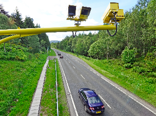 Average speed cameras becoming common fixture on British roads