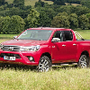 First Drive: Toyota Hilux