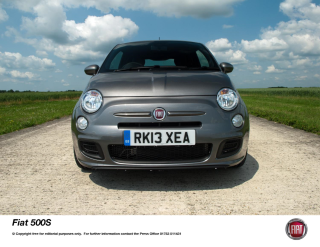 FIAT 500 IS BEST USED SMALL CAR IN TOP INDUSTRY AWARDS