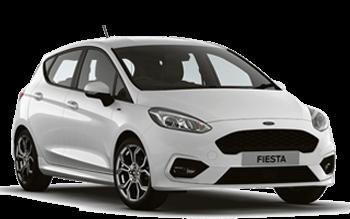 All-New Fiesta 5 Door