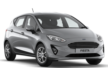 Fiesta 5 Door New