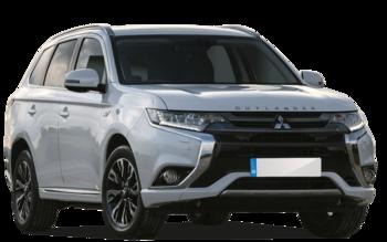 Mitsubishi Outlander PHEV Van