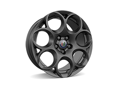 17inch 7-hole design alloy wheels with 225/50 7.5J tyres
