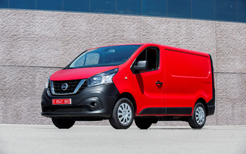 Nissan Nv300 Panel Van