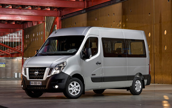 Nissan NV400 Crew Bus