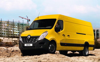 Renault Master Panel Van
