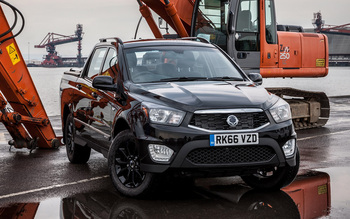 SsangYong Musso SE