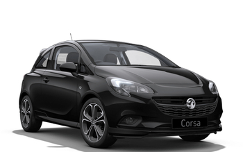 Corsa 3 Door 1.4i Turbo Black Edition 150PS Start/Stop
