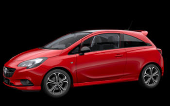 Corsa 3 Door 1.4i Turbo Red Edition 150PS Start/Stop