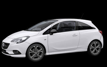 Corsa 3 Door 1.4i Turbo White Edition 150PS Start/Stop