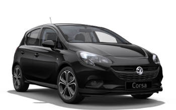 Corsa 5 Door 1.4i Turbo Black Edition 150PS Start/Stop