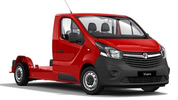 Vivaro Platform Cab 2900 1.6CDTi BiTurbo 125PS L2H1 S/S ecoTEC BlueInjection