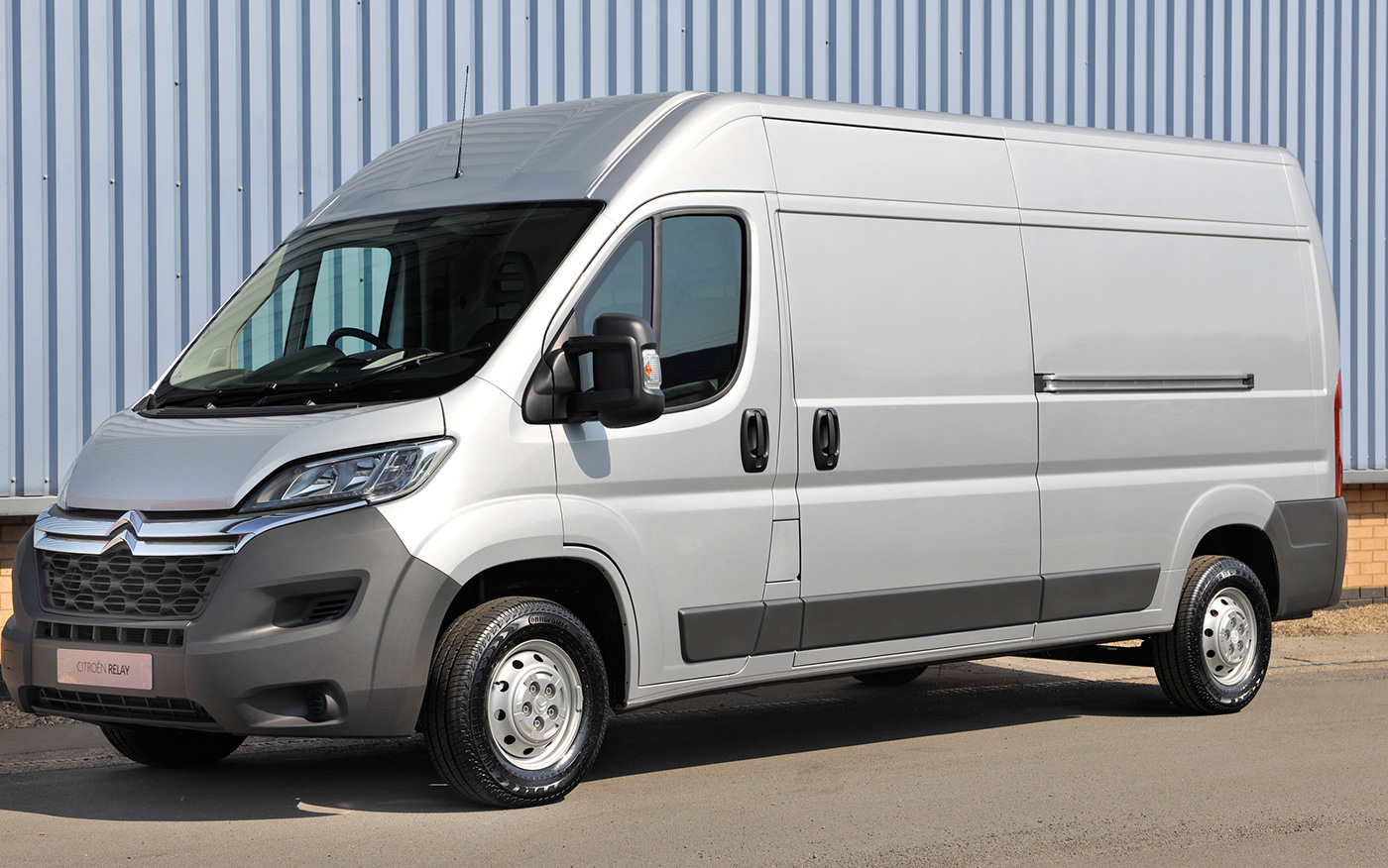Citroen Relay 2.0 Bluehdi 35 Heavy L4h2 Enterprise 130hp